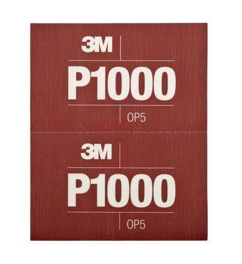 3M Ruční brusný arch P1000 34341