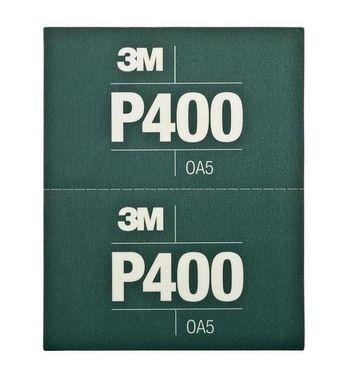 3M Ruční brusný arch P400 34337