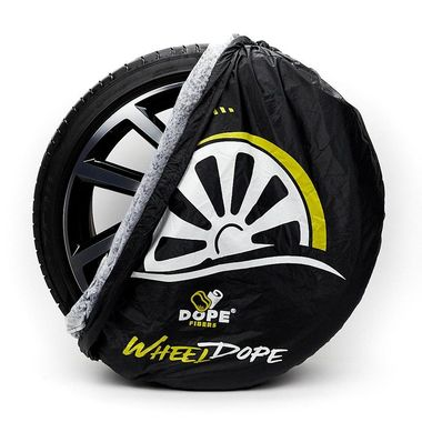 DOPE FIBERS Wheel Dope Ochrana kol - uzavřená verze