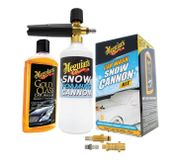 MEGUIARS Car Wash Snow Cannon Kit Napěňovač