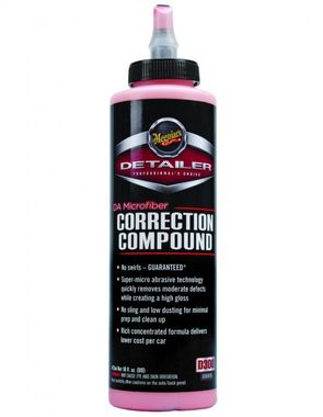 MEGUIARS DA Microfiber Correction Compound D30016
