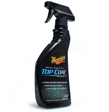 MEGUIARS Deep Crystal Top Coat M69916