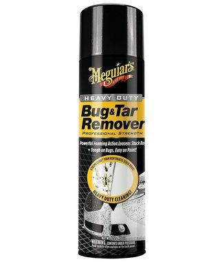 MEGUIARS Heavy Duty Bug & Tar Remover - Pěnový odstraňovač hmyzu a asfaltu