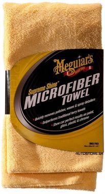 MEGUIARS Mikrovláknová utěrka X2010