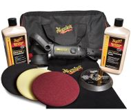 MEGUIARS Mirror Glaze Soft Buff DA Kit 159