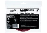 "MEGUIARS Soft Buff Foam Cutting Disc 5"" DFC5"