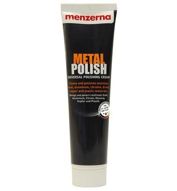 MENZERNA Metal Polish Lešticí pasta na kovy 125g