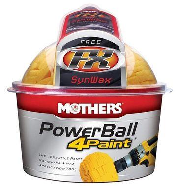 MOTHERS PowerBall 4Paint Leštící nástavec do vrtačky