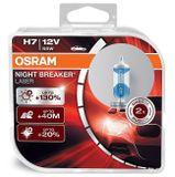 OSRAM Night Breaker Laser H7 64210NBL-HCB