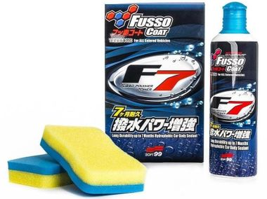 SOFT99 Fusso Coat F7 All Colours