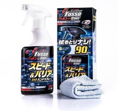 SOFT99 Fusso Coat Speed & Barrier HandSpray